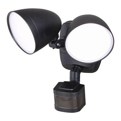 Cascadia Lighting Tau Dualux LED Security Light