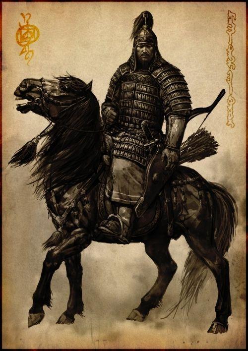 Mongol Knight 59