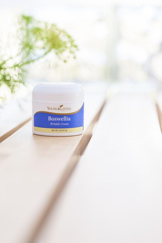 Natural beauty :: Boswellia wrinkle cream