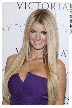 Marisa Miller hairstyles!