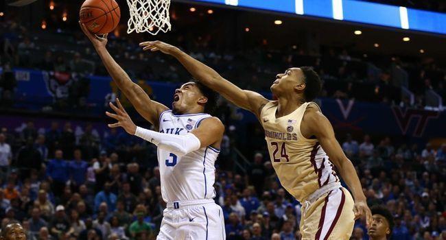 Duke Vs Florida State 2 10 20 College Basketball Pick Odds And Prediction Sportsbettingadvice Handicappers Sp In 2020 Duke Vs College Basketball Florida State