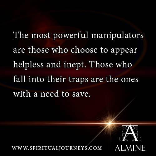 The most powerful manipulators...