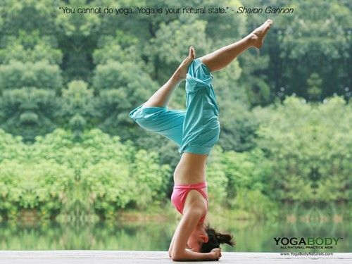 I am becoming more and more obsessed with yoga... Nothing makes me feel better . Other than vodka ;)