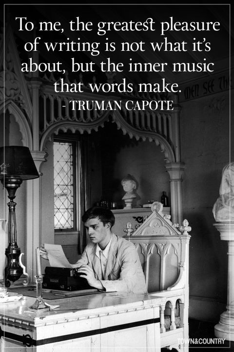 the photographic memory of truman capote The photographic memory and a child's perspective in the art of  1 page the photographic memory of truman capote 640 words 1 page a research on eidetic memory.
