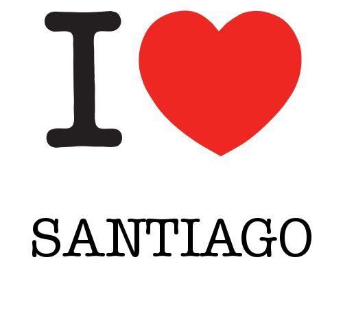 I Heart Santiago #love #heart