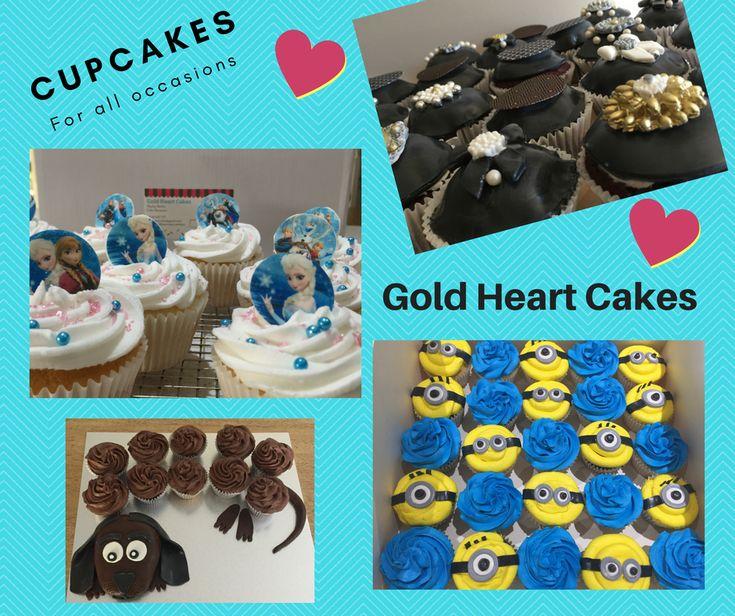 Versatile Cupcakes  http://goldheartcakes.website/cup-cakes/2018/2/5/versatile-cupcakes