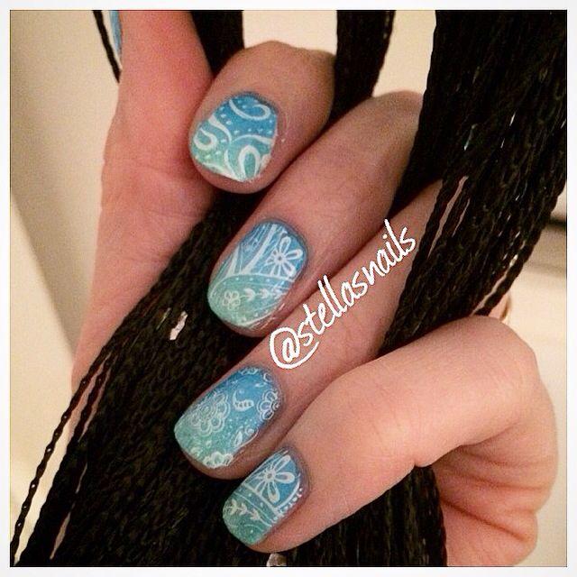 Nail art by me   #nails