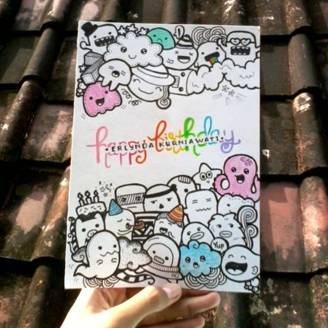 and this one for her- . . . . #doodle #doodleart #doodlemonster #doodler #beginner #piccandle #doodleartindonesia #beranidoodle #doodleartsolo