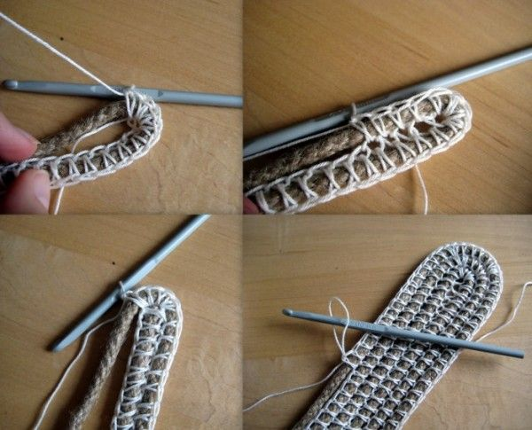 How to DIY Crochet Rope Basket   Do It Yourself Ideas