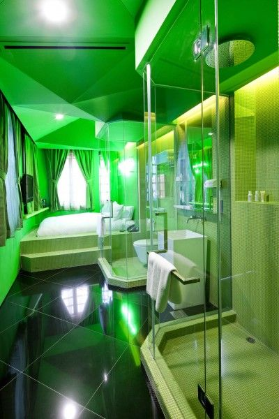 90 best images about excellent emerald green on pinterest for Emerald green bathroom accessories