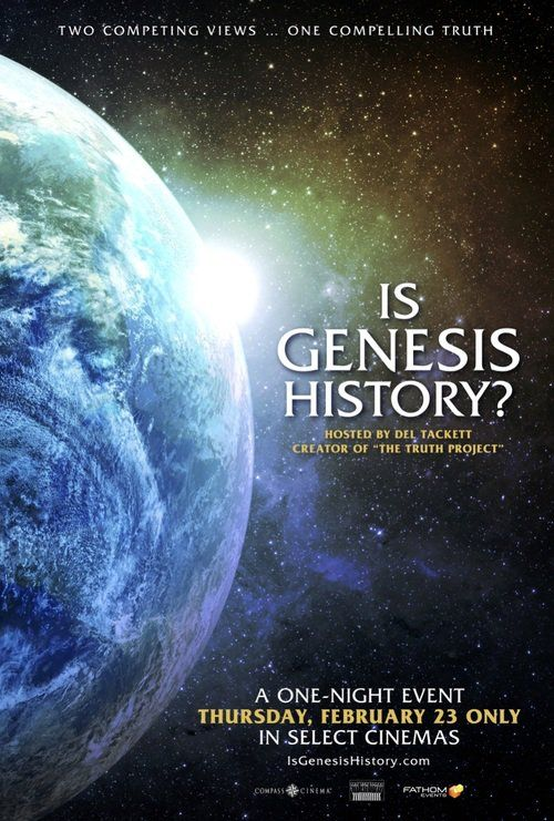Watch Is Genesis History? Full-Movie