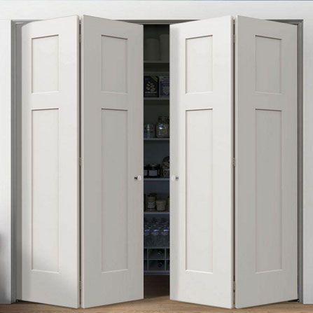 17 mejores ideas sobre armario de despensa en pinterest - Puertas abatibles para armarios empotrados ...