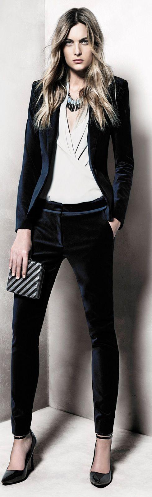"""Black Velvet """"Gap"""" Blazer — J. London Boutique"""
