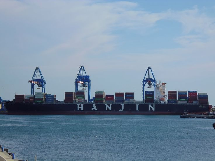 """Overland to Hong Kong: """"What's in the containers, Captain?"""" - the ship I travelled on from Athens to Hong Kong"""