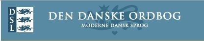 Danish Dictionary - includes pronunciation
