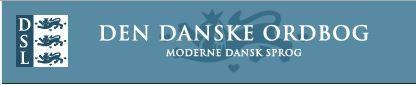 Danish Dictionary - includes pronunciation