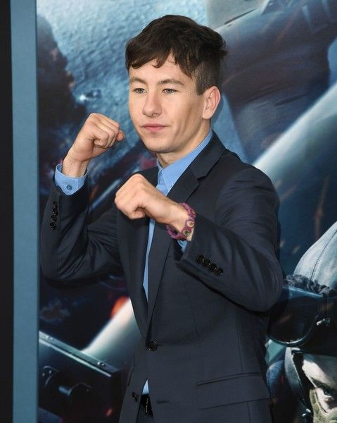 Barry Keoghan Photos - Barry Keoghan attends the Warner Bros. Pictures 'DUNKIRK' US premiere at AMC Loews Lincoln Square on July 18, 2018 in New York City.  / AFP PHOTO / ANGELA WEISS - 'DUNKIRK' New York Premiere