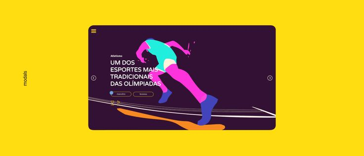 We developed a website with lots of animations and all Olympic sports for project for ZH OURO. The spread of this digital product is to present the medals of the winning countries and a comparison with Brazil, the host country of the Olympic Games Rio 201…