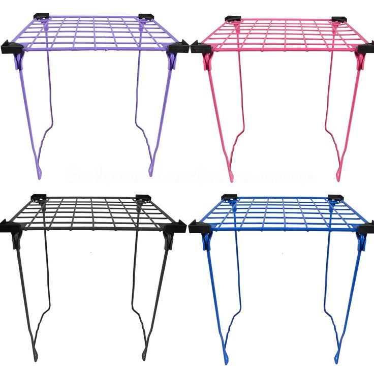 Stackable Wire Locker Shelves for sale! These are 12