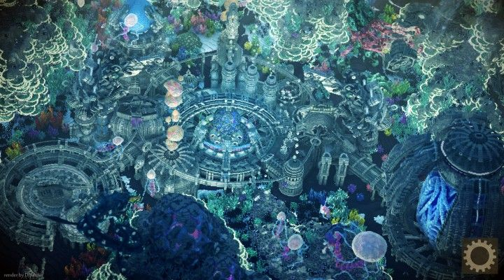 Deep Sea Minecraft Project