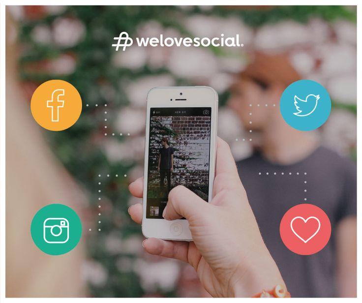 Sabia que hoje é o Dia Mundial das Redes Sociais? Se a sua empresa ainda não deu o salto para o mundo digital, então fale com a nossa agência e chegue a milhões de potenciais clientes que utilizam diariamente as diversas redes sociais! www.welovesocial.pt