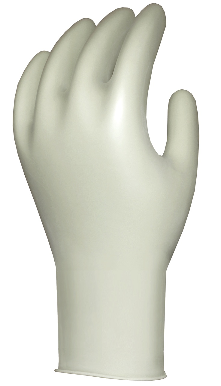 RONCO VE2 Vinyl Examination Gloves Ppe, Resilience