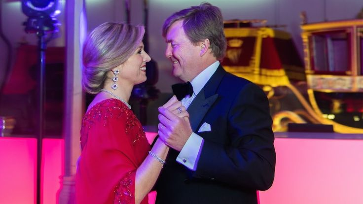 50 Jaar Willem-Alexander &  Máxima Zorreguieta 15 jaar getrouwd.