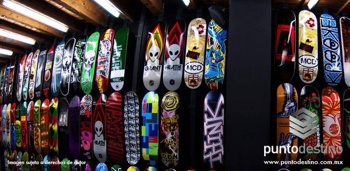 Skaeteboarding. Todo acerca de las patinetas y la subcultura que las rodea. Suscríbete gratis en www.puntodestino.com.mx #PuntoDestino  #DestinoCentral  #Departamentos #PreVenta  #Ubicación  #DF