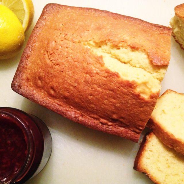Oma's citroen cake | Francesca Kookt
