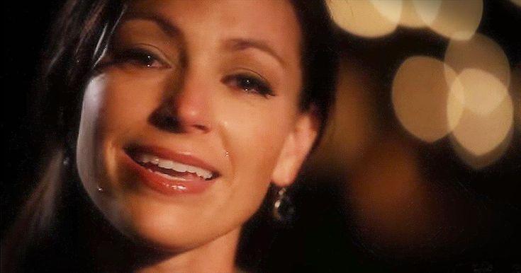 """Cancer victim sings, """"When I'm Gone"""".  A Tearjerker."""