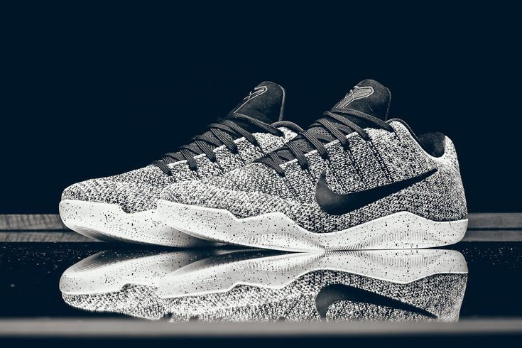 "Nike Kobe XI Elite Low ""White & Black"" - EU Kicks Sneaker Magazine"