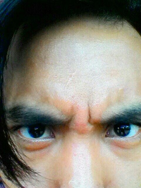 My eyes-