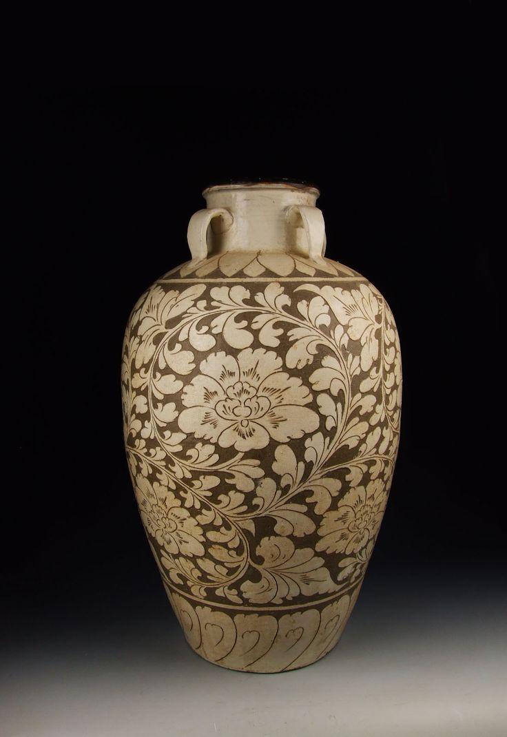 Song Dynasty Cizhou Ware