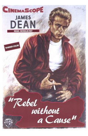 Rebel Without a Cause, 1955. Who doesn't like James Dean!!!