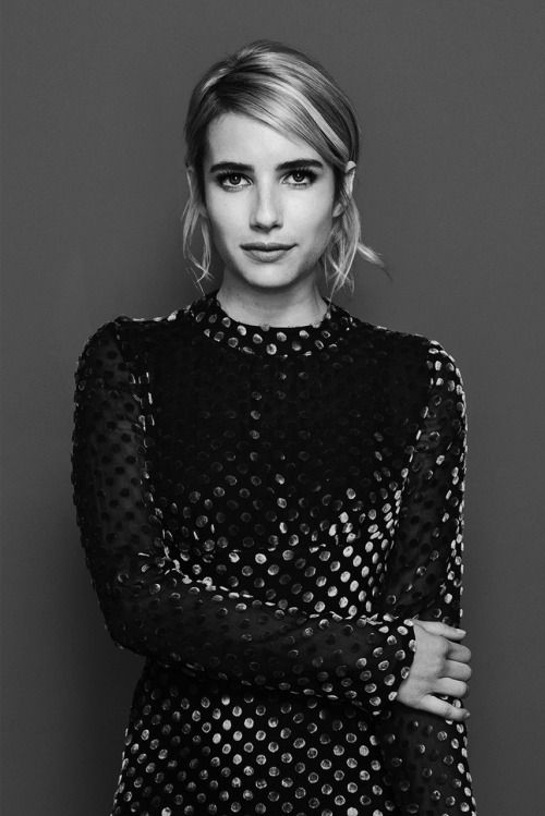 [2016] Emma Roberts por Taylor Miller para BuzzFeed.