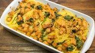 vegansk spaghetti carbonara oppskrift