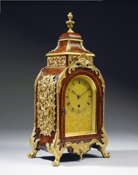 19th Century Table Clock (1830)
