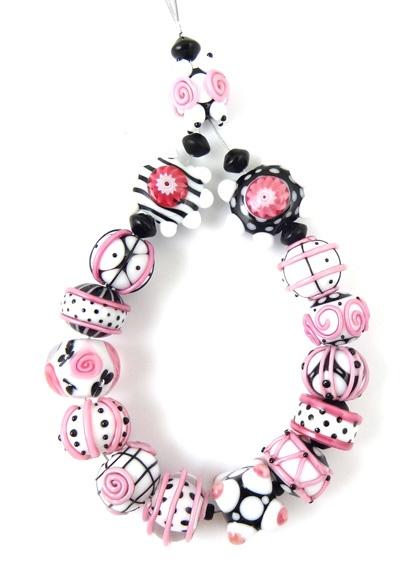 corinabeads lampwork beads by corina tettinger