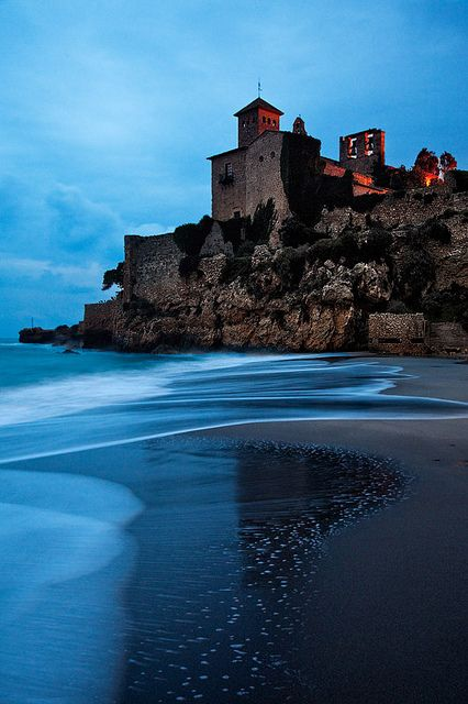 Castell de Tamarit, Catalonia, Spain