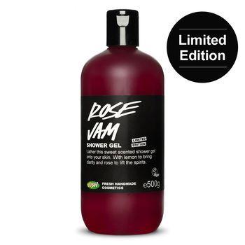 Rose Jam Shower Gel | New | LUSH Cosmetics