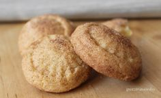 Rachel Allen-féle fahéjas keksz recept