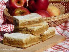 Babkin jablkovy kolac = Slovak apple pie (grandma's recipe)