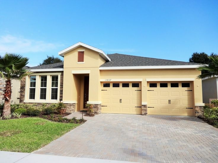 New Orlando Home For Sale - 'Bristol' Model in Pickett Reserve by K Hovn...