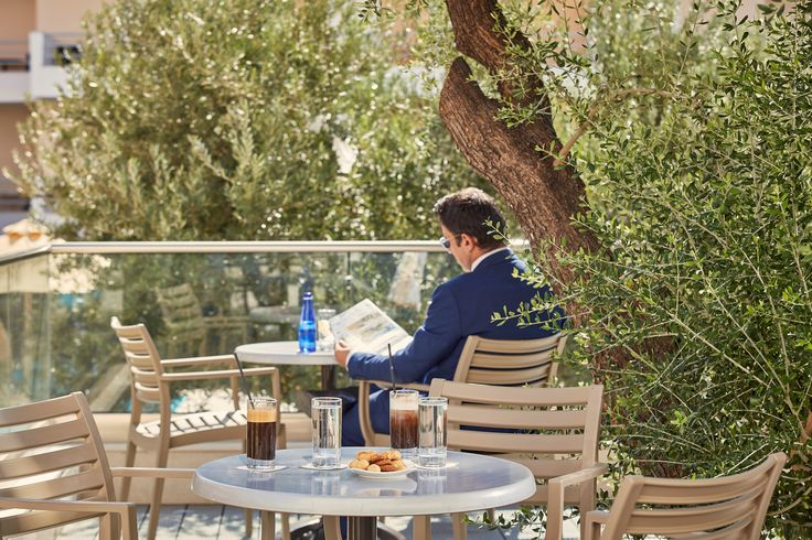 We all need a break in-between meetings!  #EspritAthens #AttikAthens #CivitelHotels #business #leisure #bleisure