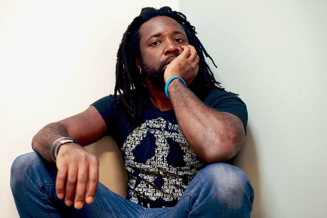 """The """"mesmerizingly powerful"""" novel from Marlon James, A BRIEF HISTORY OF SEVEN KILLINGS, makes The New York Times Book Review 100 Notable Books of 2014! #RiverheadBest14"""