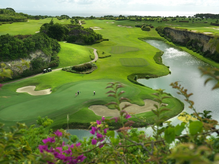 Experience some of the best golf in the world, with three golf courses, The Old Nine, The Country Club and the world-renowned Green Monkey.