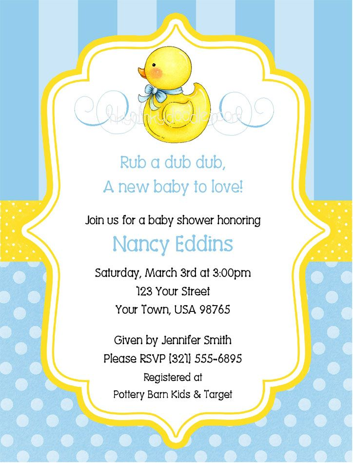 8 best images about baby shower ideas on pinterest   goody bags, Baby shower invitations