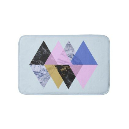 #Scandinavian Design #886 Bath Mat - #Bathroom #Accessories #home #living