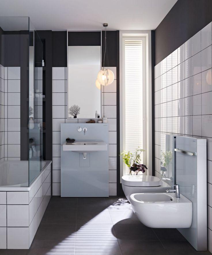 die besten 17 bilder zu geberit monolith auf pinterest. Black Bedroom Furniture Sets. Home Design Ideas