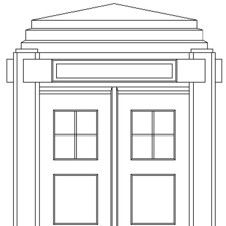 TARDIS plans
